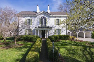 Paris Single Family Home For Sale: 1917 Cypress Street