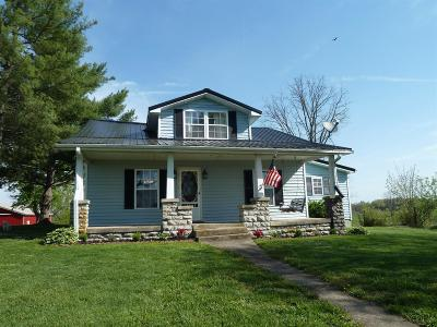 Cynthiana Single Family Home For Sale: 1216 Colby Road