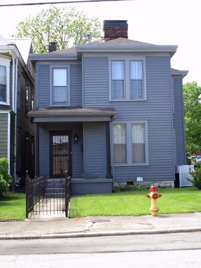 Single Family Home For Sale: 513 W Broadway Street