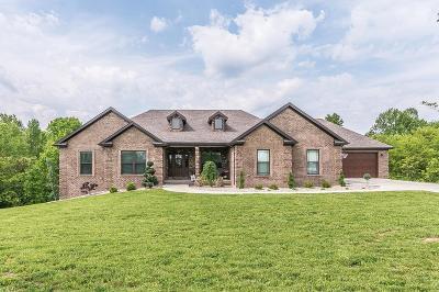 Richmond Single Family Home For Sale: 1075 Hideaway Ridge