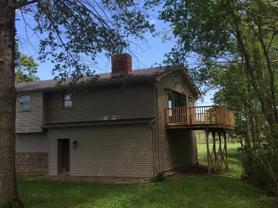 Berea Single Family Home For Sale: 9703 Battlefield Memorial Highway