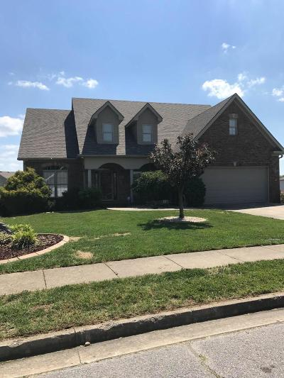 Nicholasville Single Family Home For Sale: 108 Lansdowne Drive