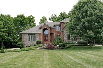 Nicholasville Single Family Home For Sale: 107 Deerfield Circle