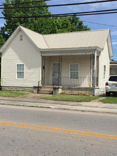Cynthiana Single Family Home For Sale: 214 West Pleasant