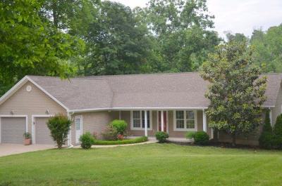 Harrodsburg Single Family Home For Sale: 463 Herrington Woods Drive