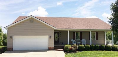 Winchester Single Family Home For Sale: 2291 Big Stoner Road