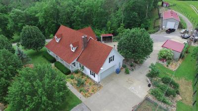 Lawrenceburg Single Family Home For Sale: 1390 Buntain School Road