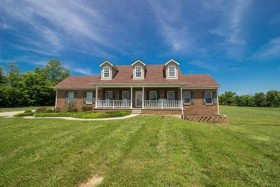 Harrodsburg Single Family Home For Sale: 827 Sparrow Lane