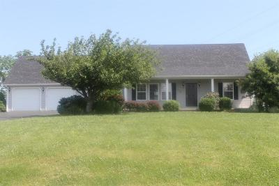 Lancaster Single Family Home For Sale: 136 Bright Leaf