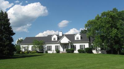 Nicholasville Single Family Home For Sale: 801 Delaney Woods Road