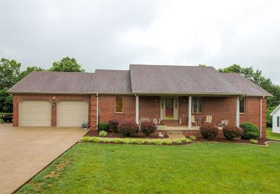 Harrodsburg Single Family Home For Sale: 914 Meadow Lane