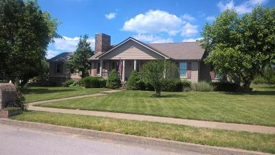 Nicholasville Single Family Home For Sale: 132 Arbee Drive