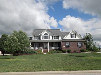 Harrodsburg Single Family Home For Sale: 109 Spring Lake Drive