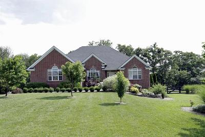 Nicholasville Single Family Home For Sale: 109 Whispering Brook