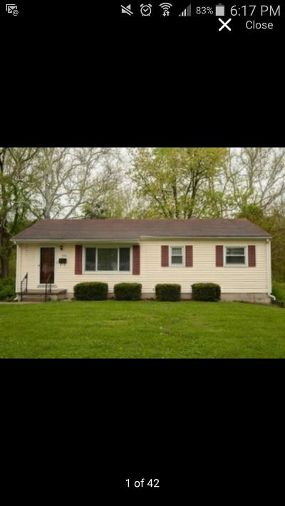 Single Family Home For Sale: 858 Furlong Drive