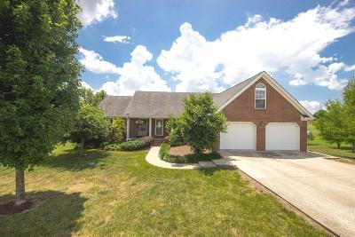 Harrodsburg Single Family Home For Sale: 208 Lee Oak Circle