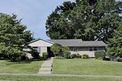 Single Family Home For Sale: 998 Maywick Drive