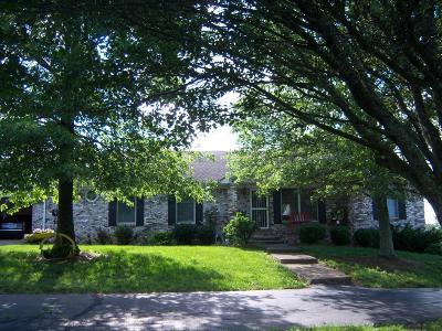 Nicholasville Single Family Home For Sale: 1901 Phillips Lane
