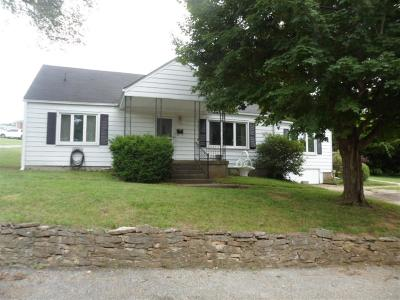 Frankfort KY Single Family Home For Sale: $79,500