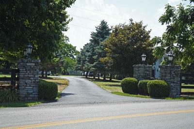Nicholasville Single Family Home For Sale: 1121 Catnip Hill Road