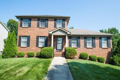 Versailles Single Family Home For Sale: 126 South Hill Drive