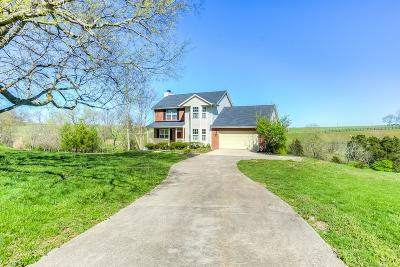 Versailles Single Family Home For Sale: 111 Deer Haven