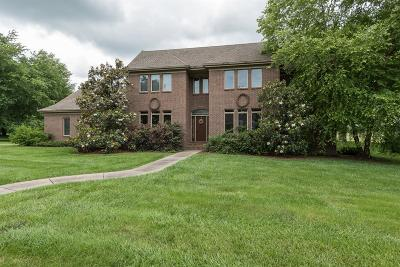 Nicholasville Single Family Home For Sale: 104 Crosswoods Place