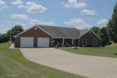 Lawrenceburg Single Family Home For Sale: 1233 Fairway Drive