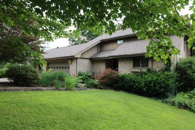 London Single Family Home For Sale: 386 Cedar Ridge Drive
