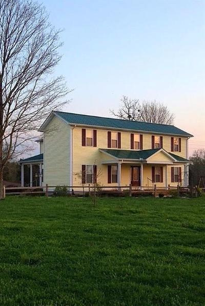 Nicholasville Single Family Home For Sale: 1074 Corman Lane