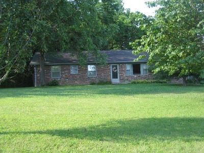 Nicholasville Single Family Home For Sale: 1790 Delaney Ferry Road