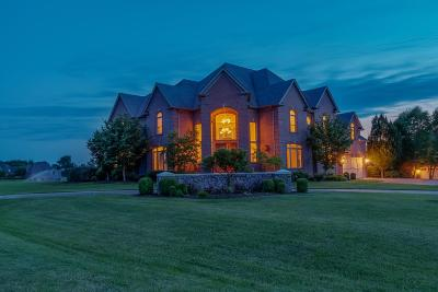 Nicholasville Single Family Home For Sale: 201 Golf Club Drive