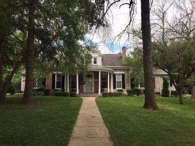 Cynthiana Single Family Home For Sale: 126 North Church Street