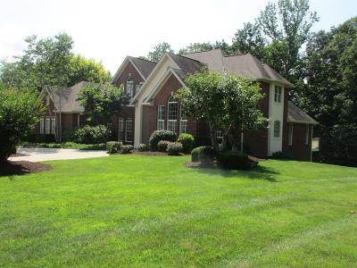 Somerset Single Family Home For Sale: 475 Woodside Drive