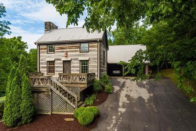 Nicholasville Single Family Home For Sale: 4150 Sugar Creek Pike