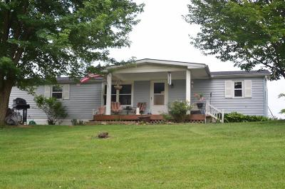 Cynthiana Single Family Home For Sale: 8145 Kentucky Highway 356