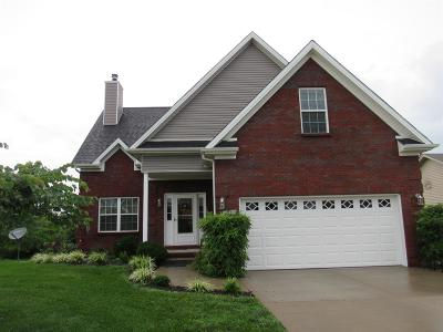 Nicholasville Single Family Home For Sale: 116 Curtis Ford Trace