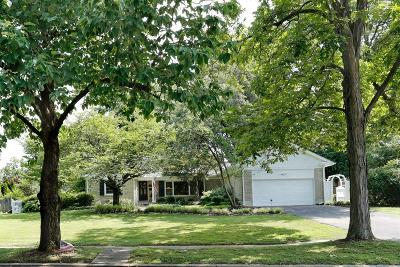 Lexington Single Family Home For Sale: 1243 Lakewood Drive