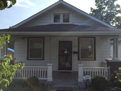 Single Family Home For Sale: 691 Georgetown Street