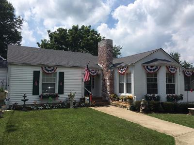 Bourbon County Single Family Home For Sale: 218 College Road