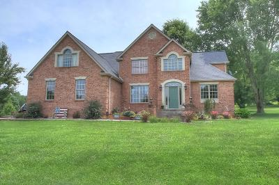 London Single Family Home For Sale: 18 Leatherwood Drive