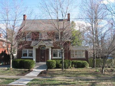 Lexington Single Family Home For Sale: 346 Desha Road