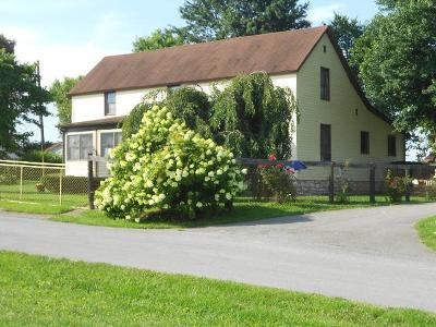 Lawrenceburg Single Family Home For Sale: 1344 Versailles Road