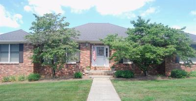 Nicholasville Single Family Home For Sale: 204 Hawthorne Drive
