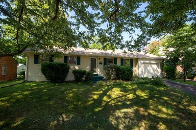 Single Family Home For Sale: 329 Wilson Downing