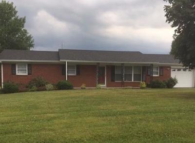 Berea Single Family Home For Sale: 112 Mountain View Drive
