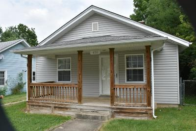 Georgetown Single Family Home For Sale: 430 Avondale Avenue