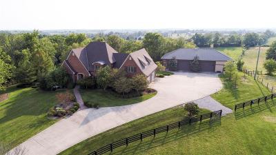 Harrodsburg Single Family Home For Sale: 325 Bud James Lane