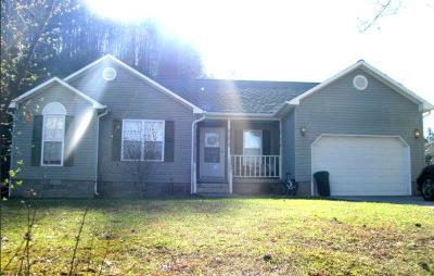 Barbourville Single Family Home For Sale: 441 Stephen Trace Road