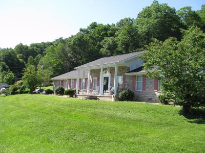 Barbourville Single Family Home For Sale: 9 Crawford Lane